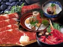 老舗料亭の味「すきやき」と京料理7245円より。