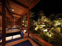 「料庭」の庭園床席がリニューアルオープン!