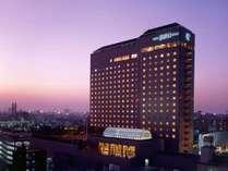 【夕】ホテル外観 イメージ