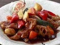 中国料理「桃園」ディナー付きプラン!嬉しい特典も!チェックアウト12時(夕朝食付き)