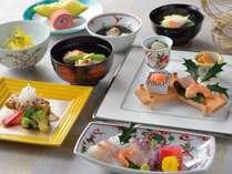 【Xmas2021】最上階で和やかなクリスマス!日本料理会席ディナー&12時チェックアウト(夕食付)