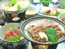 味も量も大満足の手作り郷土料理でう♪ほっこり心休まるお料理をお楽しみください!