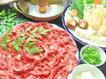 近江牛セレクトプラン♪しゃぶしゃぶorすき焼き☆お好みでお選びください!