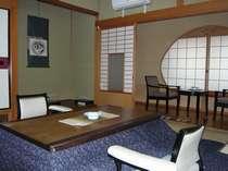 ゆったり寛げる和室8畳のお部屋(一例)