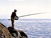 絶好の磯釣り場