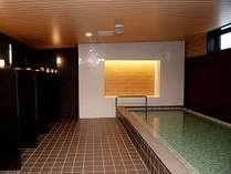 広々とした大浴場で、ゆっくり疲れを癒していただけます。