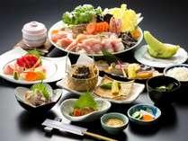 【大洗の冬の味覚!あんこう鍋や供酢、唐揚げなどを贅沢にご堪能】あんこう贅沢御膳