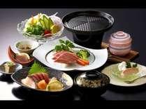 【茨城県が誇るブランド牛「常陸牛」のステーキをメインとしたプランです。】常陸牛ステーキ御膳(冬)