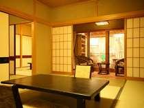 【お部屋】本館/離れ特別室 海南荘