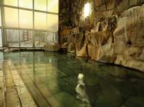 美肌効果の源泉を掛け流す温泉・女湯大浴場【瑞穂乃湯・内湯】