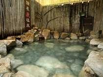 【お風呂】女湯/露天風呂 美肌効果の源泉を掛け流す温泉