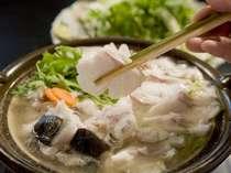 【お料理】くえ大鍋