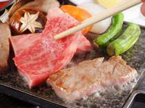【お料理】牛陶板焼き