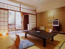 【お部屋】本館/和室 和室8畳 定員2名
