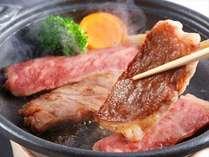 【料理】牛陶板焼き