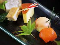 【お料理】季節の前菜
