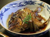 【お料理】地魚煮付け