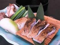【夕食】うつぼ鋤焼き小鍋