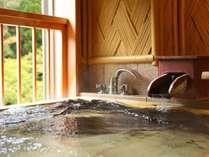 木造風呂 文殊