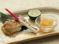 【料理長特選:海鮮自慢プラン】新潟を代表する魚や海老、蟹など海の幸三昧プラン★