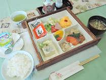 【朝食一例】しっかり食べて元気良く1日をスタート!