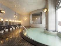 高い効能が自慢の天然温泉をお楽しみ下さい