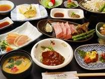 旬の素材を生かした和洋折衷のおもてなし料理!!