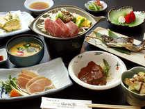 特製タンシチューも付いた奥飛騨の味!きっとご満足頂けます!!