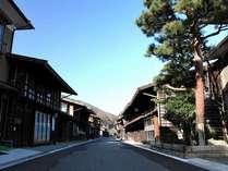 木曽・奈良井宿への観光にも♪まではお車で約35分。