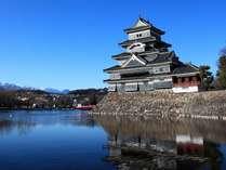 松本市街・松本城への観光にも♪お車で約30分。