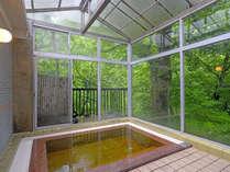 *【内湯】環境省より「治療の目的に供しうる療養泉」の認定を受けております。