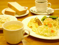 和洋バイキング朝食 洋食例