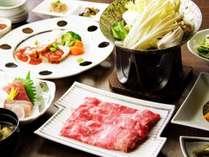 【事前カード決済専用】【国産牛のしゃぶしゃぶ】三世代旅行にも☆食後はスチームサウナで汗をかこう♪