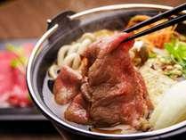【当ホテル満足度No.1メニュー】じゃらん限定!最大6,000円OFF☆人気の熟成肉のすき焼きがお得♪