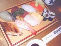 近隣飲食店『銀嶺寿司』新鮮なネタをご堪能下さい♪♪