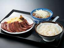 【喜助 牛たん定食】仙台に来たらやっぱり牛タンをどうぞ♪