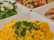 【スクランブルエッグ】ふわっふわっの卵の食感をお楽しみください♪