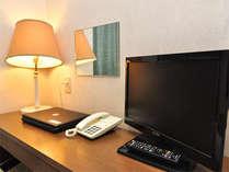 【客室TV】22型液晶テレビ(地デジはもちろん対応!