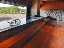 城見の湯/「温かな湯」と「景観」を愉しむ時間を過ごしていただく快適な空間をお楽しみください。