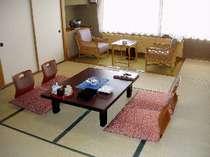 【夢屋敷】諏訪湖側のお部屋