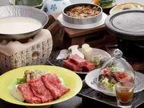 4種の特選黒毛和牛の饗宴 贅を極める冬の味覚祭