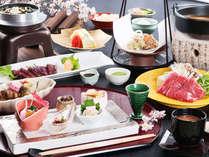 春の味覚祭◆黒毛和牛と桜肉の響宴◆