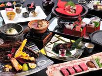 <珍味佳肴>最上級の美食会席 ~布半の料理の神髄をご賞味~
