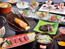 <珍味佳肴>最上級の美食会席 ~布半の料理の神髄をご賞味~ 2017春
