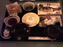 スタンダードプランある日の夕食!!