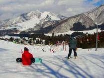 【卒業旅行☆学割価格】卒業旅行におススメ!朝ごはん食べてスキーを満喫♪【朝食付】