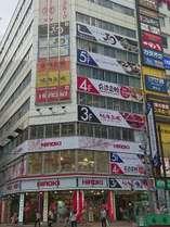 JR蒲田駅西口出て徒歩30秒