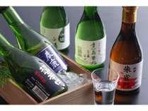 美味しい食事と共に奈良の地酒をお楽しみ下さいませ。