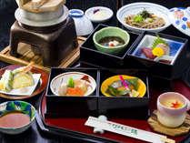 釜飯会席は、お手頃な価格で本格的な会席料理を食べたい方にお勧め!