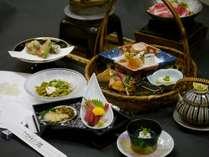秋の味覚「松茸」が季節会席に登場☆